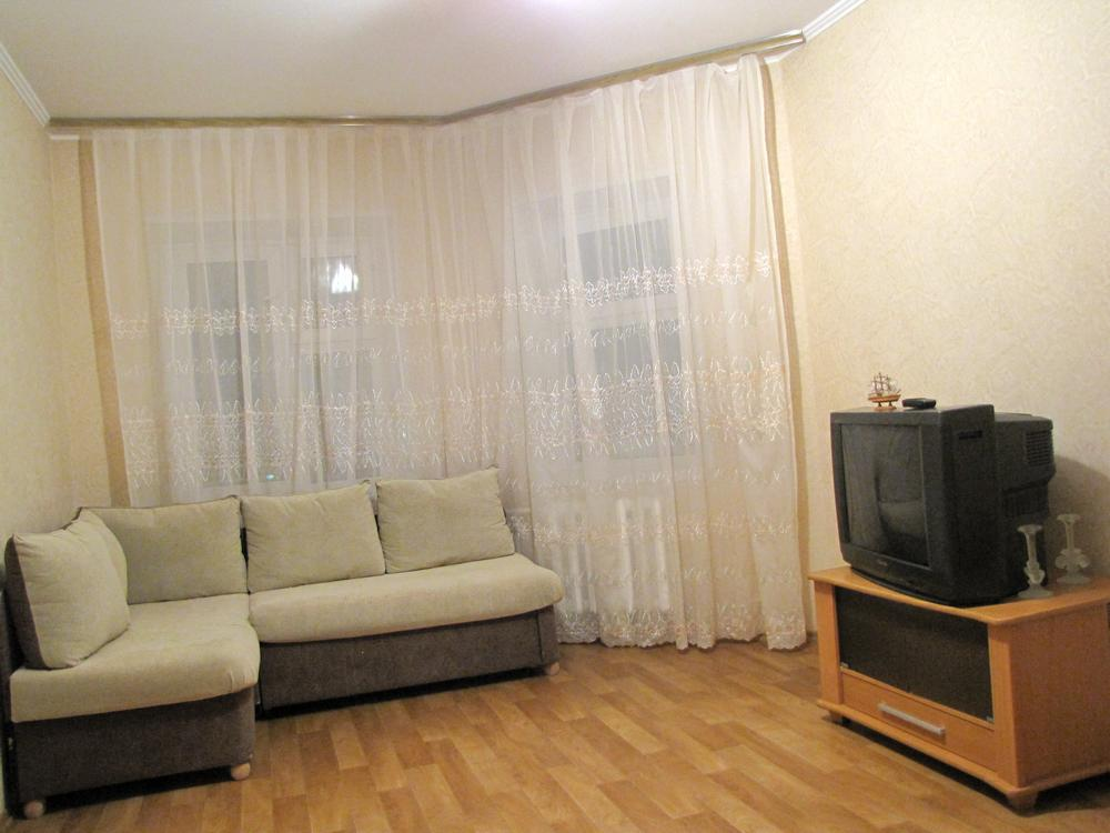 2-комнатная квартира посуточно в новостройке