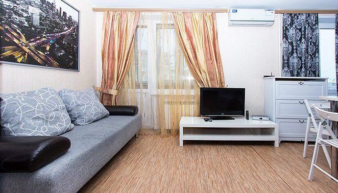 1-комнатная квартира посуточно в Нижневартовске